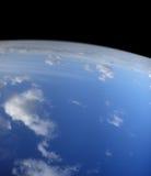 błękitny planeta Obraz Royalty Free