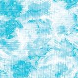 Błękitny pobrudzony tło royalty ilustracja