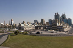Błękitny Souq - błękita rynek (pociągi) Sharjah UAE Obraz Royalty Free