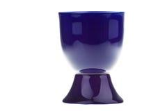 błękitny szkło Fotografia Stock