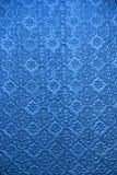 Błękitny szkło Zdjęcie Royalty Free