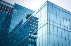 Nowy nowożytny budynek Zdjęcie Royalty Free