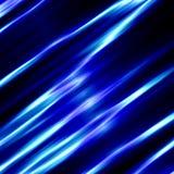 Błękitny Szklisty tło Pusty ścienny papier Nowożytna stylowa sztuka Czystej Wody fala Czarne jedwab fala gdy tło może target1731_ ilustracja wektor