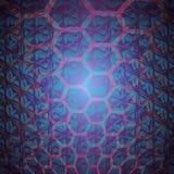 Błękitny tło Fotografia Stock
