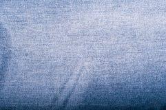 błękitny tło cajg cajg błękitny drelichowa tekstura tylna tła cajgów kieszeń zdjęcie stock