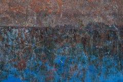 Błękitny tekstury tło Fotografia Stock