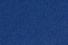 Błękitny textured papierowy tło Zdjęcia Stock