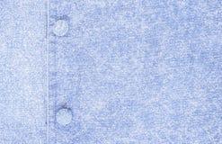 Błękitny tkaniny tło dla tekstylnego projekta Zdjęcia Royalty Free