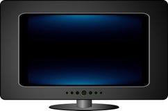 błękitny tv Fotografia Stock