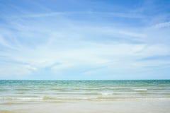 błękitny wyspy królestwa koh phangan fotografujący denny niebo Thailand tropikalny Fotografia Stock