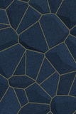 błękitny zmroku kamienia tekstura Obraz Royalty Free