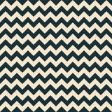 Błękitnych kremowych kolorowych fala abstrakcjonistyczny geometrical bezszwowy deseniowy tło dla tapety, wzór, sieć, blog, powier Fotografia Stock
