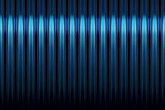 Błękitnych lampasów tło Fotografia Stock
