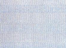Bławy kolor tkaniny tkaniny tło Zdjęcia Stock