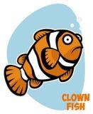 Błazen ryba Obraz Royalty Free
