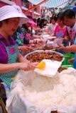 błogosławieństwo ryż Obrazy Royalty Free