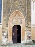 Błogosławiony Maryjny Benedyktyński kościół w Sopron zdjęcia royalty free