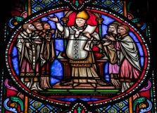 Błogosławiony Pope Pius IX Zdjęcia Royalty Free