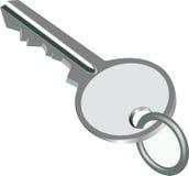 Błonie klucz, royalty ilustracja