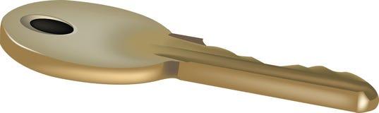 Błonie klucza kędziorki dla domu ilustracji
