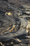 błotnisty tło wulkan Obraz Stock