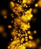 błyska kolor żółty Zdjęcie Stock