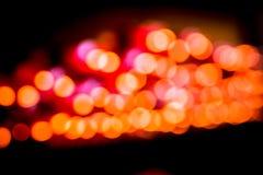 Błyskotliwość rocznik zaświeca tło ciemny złoto i czerń defocuse Zdjęcie Stock