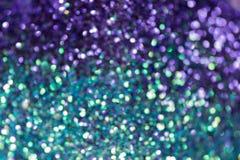 Błyskotliwości bokeh naturalna tekstura Fotografia Royalty Free