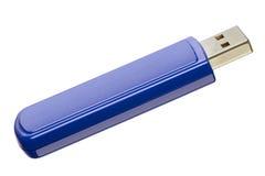 BŁYSKOWA USB pamięć Zdjęcia Royalty Free