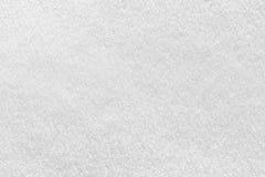 Błyszcząca biała tekstura Fotografia śnieg Obrazy Stock