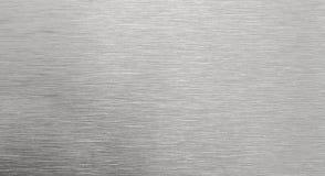 Błyszcząca stalowa tekstura Zdjęcie Royalty Free