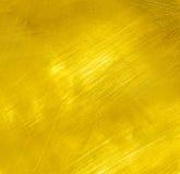 Błyszcząca złocista metal tekstura obrazy stock