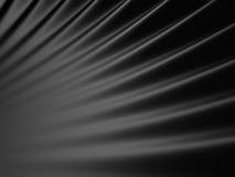 Błyszczący Ciemnego czerni abstrakta tło ilustracja wektor