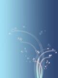 błyszczący kwiecisty tła Zdjęcie Royalty Free