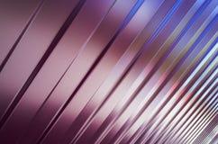 Błyszczeć panwiową metalu tła teksturę zdjęcie stock