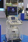 B扫描超生波检查法机器 免版税图库摄影