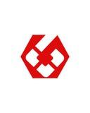 B标注姓名起首字母象1财政业务保险摘要 免版税库存照片