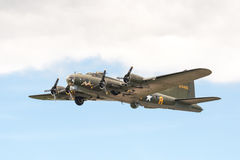 17 b波音飞行堡垒 库存照片