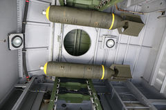 25 b轰炸机mitchell 免版税库存照片