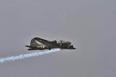 17 b飞行堡垒 库存图片