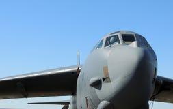B52 βομβαρδιστικό αεροπλάνο στοκ φωτογραφίες με δικαίωμα ελεύθερης χρήσης