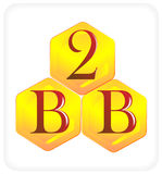 b к Стоковые Изображения