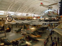 B-29艾诺拉・盖号轰炸机 库存照片