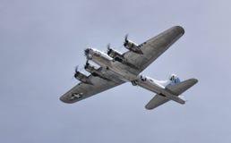 B-17飞行堡垒 库存图片