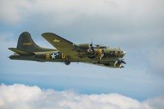 B17飞行堡垒 库存照片