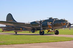 B-17  Stock Photography