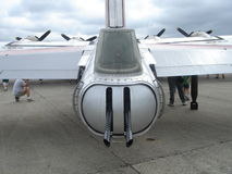 b 17 Boeing latający twierdza Zdjęcia Stock