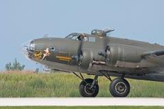 B-17 de Schoonheid van Memphis Stock Fotografie