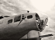 B-17 Flying Fortress Stock Images