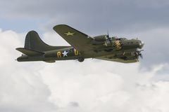 Free B-17G Flying Fortress Royalty Free Stock Photography - 2845827